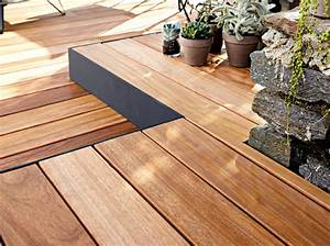 Lame De Bois Pour Terrasse : terrasse bois exterieur ~ Melissatoandfro.com Idées de Décoration