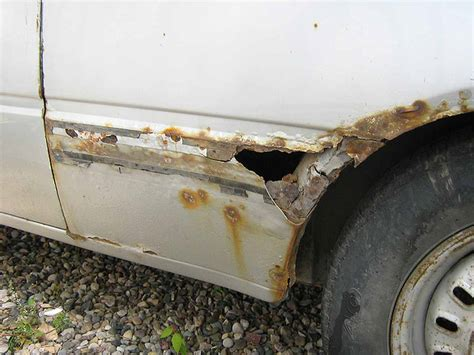 Howto Repair A Rust Hole In Your Car  Cool Rides Online