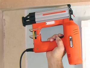 New 18 Gauge And 16 Gauge Electric Finish Nailers