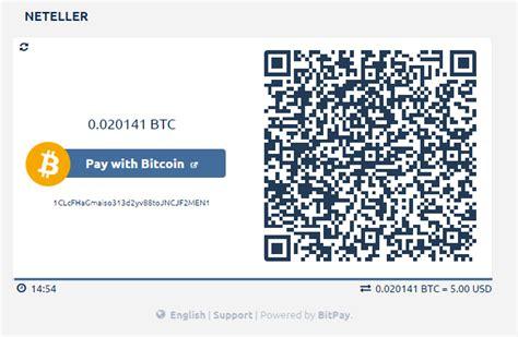 Ewallet-optimizer • Neteller Bitcoin Deposit Available