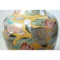 frederick cooper porcelain ginger jar table l chairish