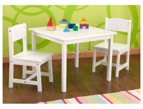 cuisine kidkraft pas cher ensemble table et chaise enfant kidkraft table 2 chaises