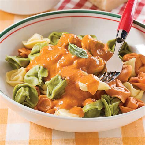 cuisine italienne pates sauce rosée à l 39 italienne recettes cuisine et