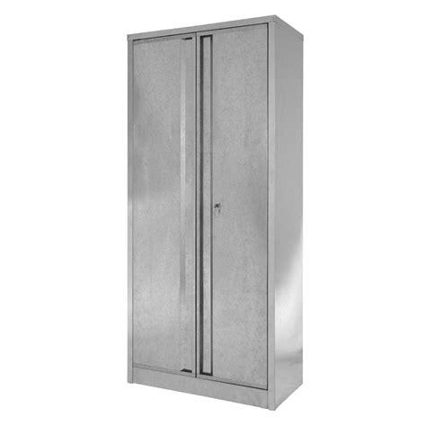 Lockable Medicine Cabinet Bunnings galvanised 2 door lockable cabinet bunnings