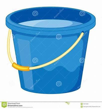 Bucket Clipart Cartoon Zinc Water Clipartpanda Clip