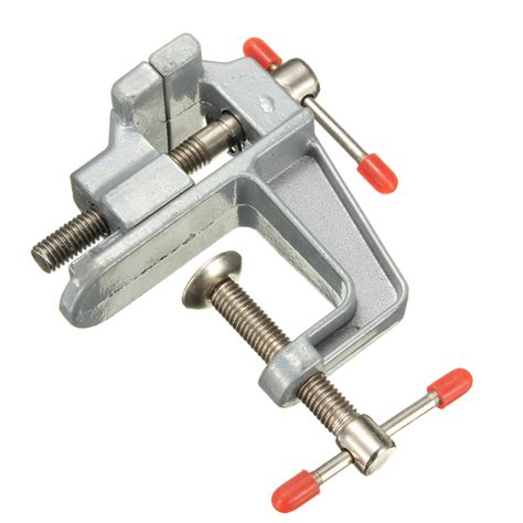 small bench vise aluminum miniature small cl on table bench vise tool