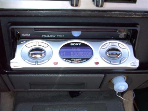 Sony Xplod Deck Buttons Not Working by Gcreek 99 1985 Nissan 300zx Specs Photos Modification