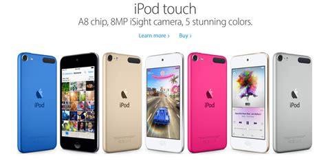 iphone 6c colors like the ipod touch iphone 6c could be a colorful affair Iphon