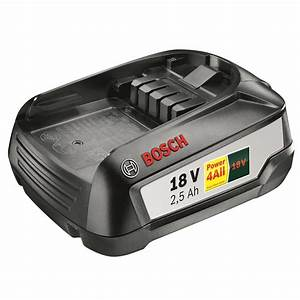 Batterie Aeg 18v 5ah : bosch 18v li ion 2 5ah battery bunnings warehouse ~ Louise-bijoux.com Idées de Décoration