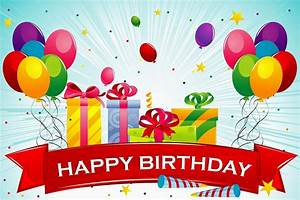 Happy Birthday Pictures and Wallpapers of High Resolution ...