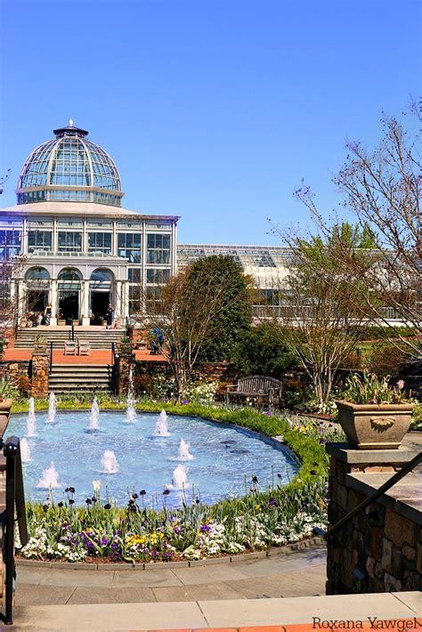 botanical gardens richmond va at lewis ginter botanical garden