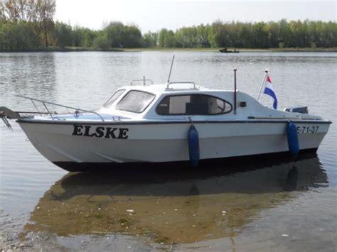 Visboten Tweedehands by Te Koop Kajuit Visboot In Prijs Verlaagd Advertentie 511118