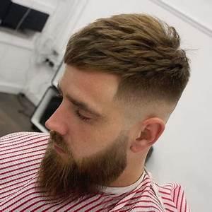 Dégradé Barbe Homme : coiffure homme d grad am ricain ~ Melissatoandfro.com Idées de Décoration
