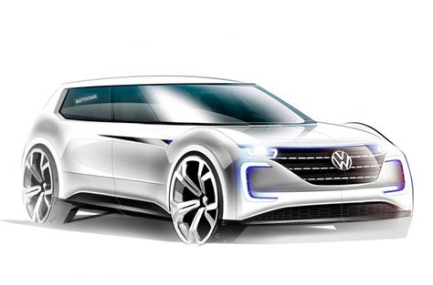 New All Electric Cars by 2019 Volkswagen Electric Hatchback Will Be A Mobile