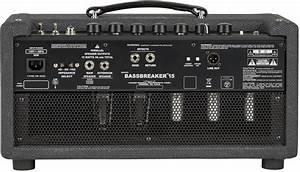 Fender Bassbreaker U2122 15 Head  120v