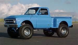 67 Chevy Stepside Truck for Sale