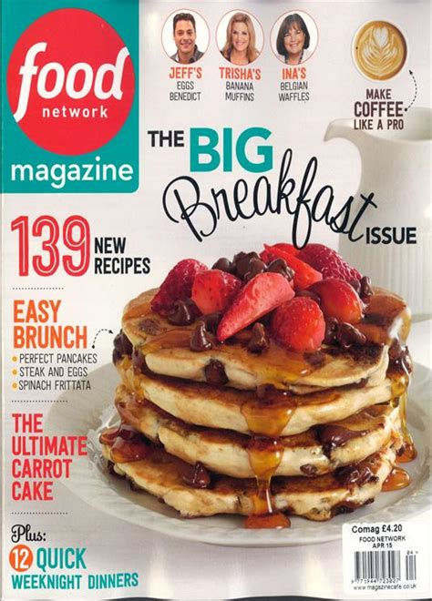 cuisine magazine food magazine subscription buy at newsstand co