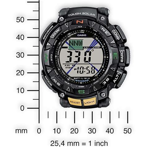 Casio Pro Trek Prezzi by Prg 240 1er Pro Trek Casio Shop It