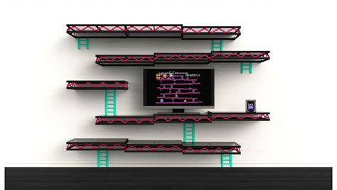 Donkey Kong Shelves Yet Another Thing To Build For My
