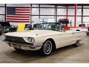 1966 Ford Thunderbird For Sale On Classiccars Com