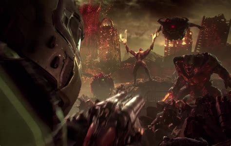 doom eternal   sequel  didnt  coming slashgear
