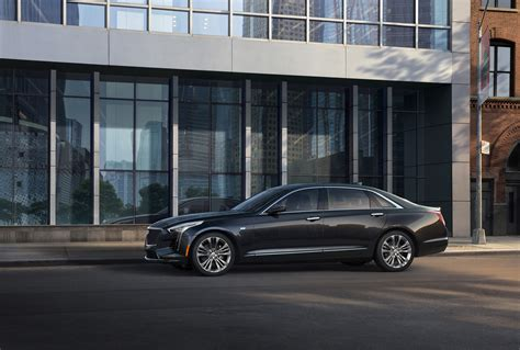 2019 Cadillac Ct6 Vsport Debuts With 550 Hp Twin Turbo V8