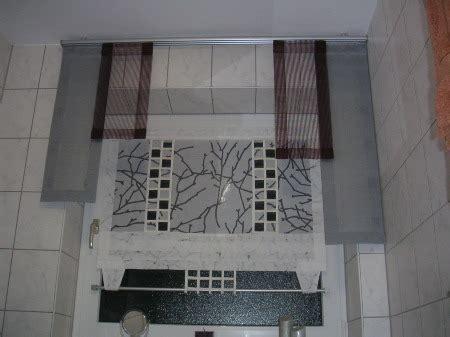 Badezimmer Vorhänge  Haus Ideen