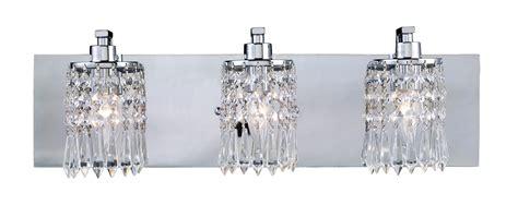 rustic ceiling fans elk lighting 11230 3 optix vanity light