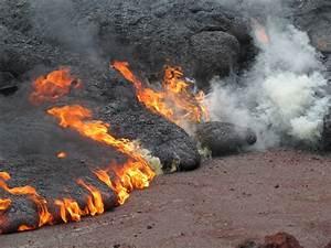 Lava Flow Update  U2013 Monday  Nov  10