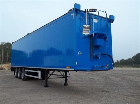 Walking Floor Trailer  Wilcox Commercial Vehicles Ltd