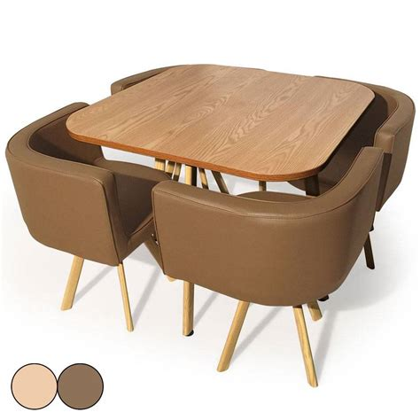 table avec chaise encastrable table pliante avec chaise maison design modanes com