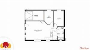 notre plus petite maison With plan petite maison 70 m2