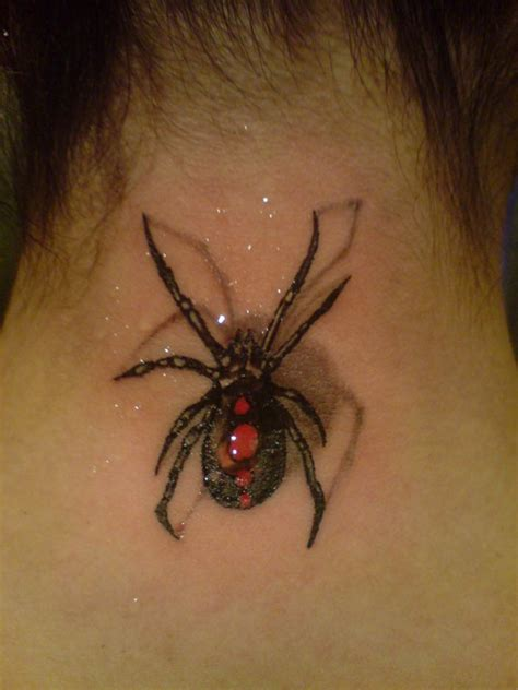 realistic spider tattoos designs coolest  spider