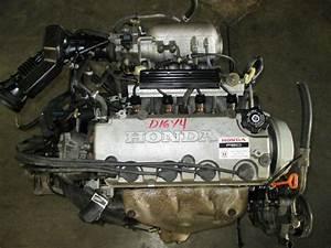 Purchase Honda Civic Jdm D16y4 Sohc Non Vtec Egnine Motor Long Block 1 6 Liter D16 Used