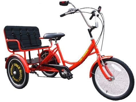 Buddy Trike  P Enger  S D Tricycle