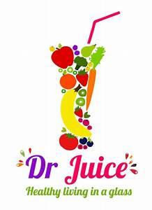 Dr Juice logo | Logos | Pinterest | Juice logo and Logos