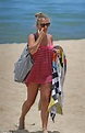 Ben Stiller and Christine Taylor vacation in Hawaii with ...