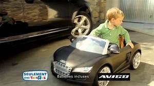 Audi R8 Enfant : toysrus pr sente la audi r8 en exclusivit chez toysrus youtube ~ Melissatoandfro.com Idées de Décoration
