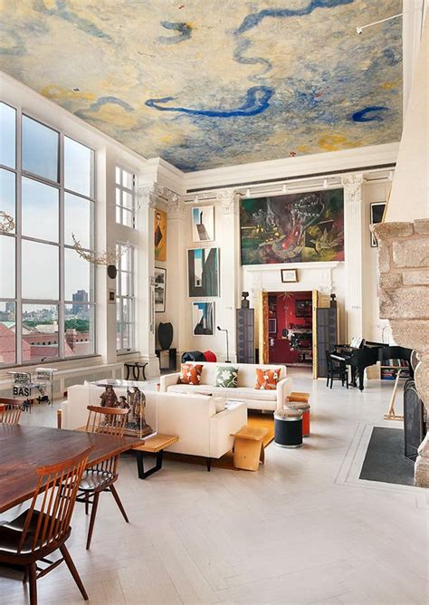 Artful Loft Apartment Design Ideas by Pin By On Loft Goals Ny Loft