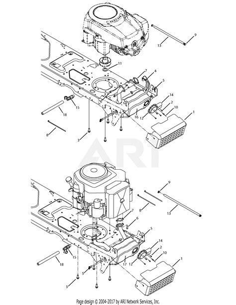 troy bilt avkg bronco  parts diagram