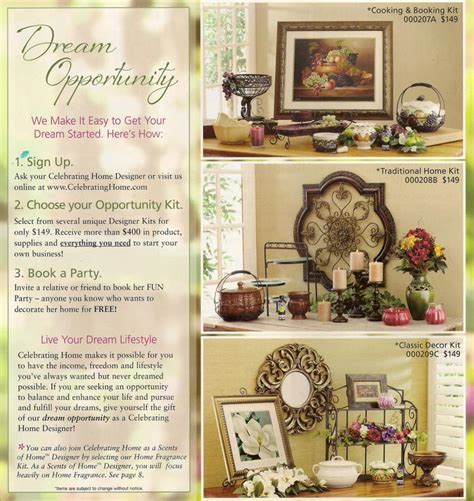 celebrate home interiors sring kits 2011 from celebrating home in bath pa 18014 home decor