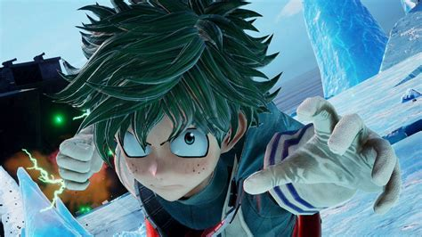 'Jump Force' Basics: How to Fight and Play Shonen Fighting Game