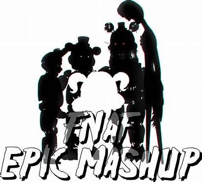 Fnaf Namygaga Epic Mashup Deviantart Puppet Fan