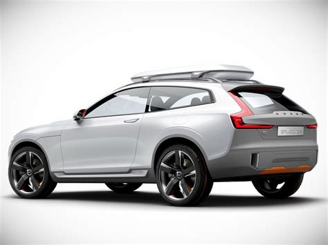 2018 Volvo Xc90 Touring Version With Hybrid Engine Concept