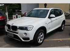 BMW X3 Wikipedia