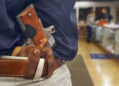 Kentucky 'no permit' concealed-carry gun bill advances…