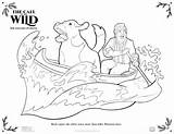 Canoe Coloring Printable Wild Call Activity Sheets Cars Tots Disney sketch template
