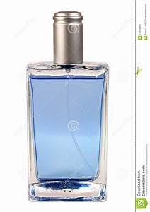 Small Bottle With Perfume Liquid Royalty Free Stock Image