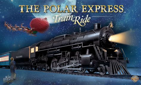 THE POLAR EXPRESS(TM) Train Rides | Kids Out and About ...