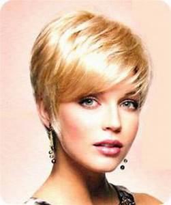 Coupe Cheveux Visage Ovale : coupe courte pour visage ovale ~ Melissatoandfro.com Idées de Décoration